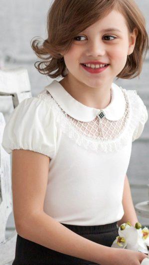 Блузка трикотажная