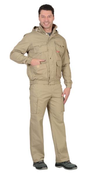 """Костюм """"Байкал"""" куртка+брюки"""