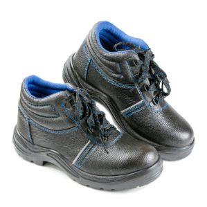 "Ботинки ""Стандарт"" с МП, натуральная кожа"