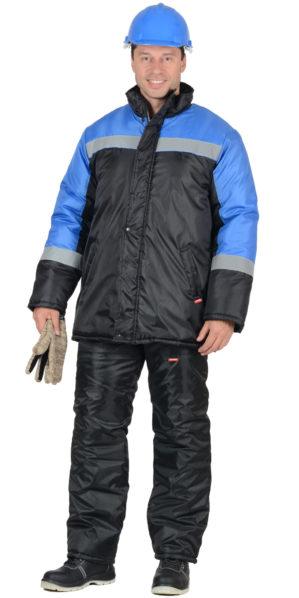 "Костюм ""Вектор"" куртка+п/комбинезон"