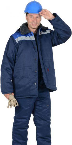 Костюм рабочий зимний куртка+брюки