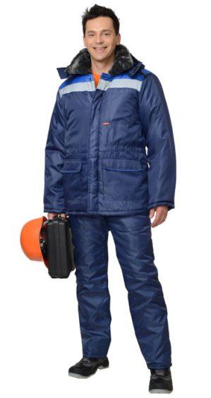"""Костюм """"Ударник"""" куртка+брюки"""
