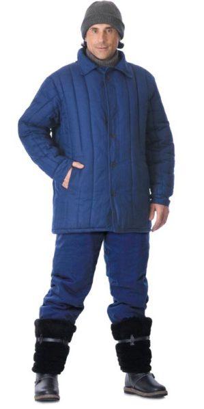Куртка утеплённая (фуфайка)
