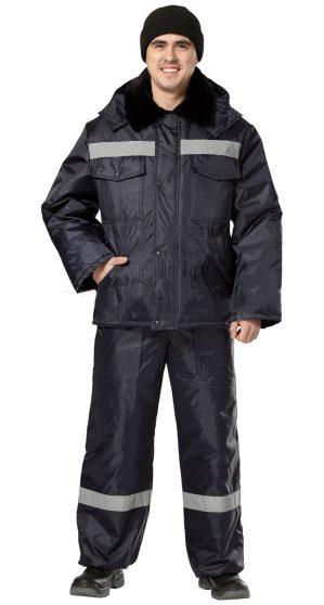 "Костюм ""Профи 1"" куртка+п/к, ткань оксфорд"