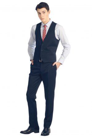 Костюм-двойка (брюки+жилет)