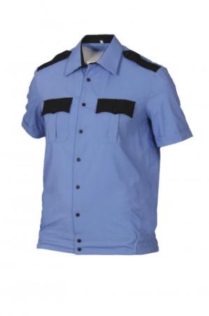 Сорочка охранника на резинке