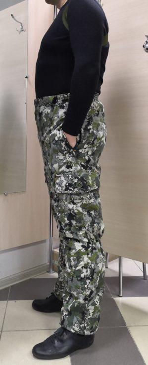 "Костюм ""Горка Стандарт"", арт. 5515, куртка+брюки, армированная ткань+термофин+термофольга, зима"