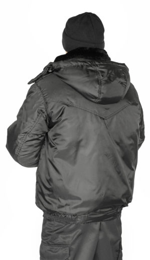 """Куртка охранника """"Полюс"""" укороченная"""
