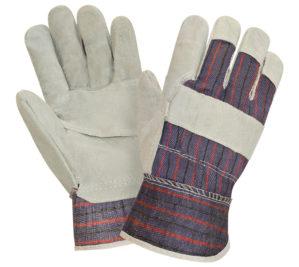 Перчатки спилковые комбинированные «Ангара»