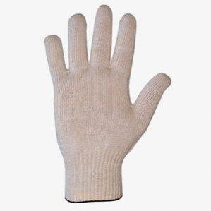 Перчатки х/б кругловязаные 5-ти нитка