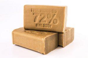 Мыло хозяйственное 72% 200 гр