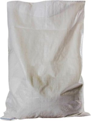Мешок полипропиленовый 1м*1,5м белый новый