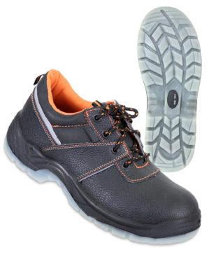Ботинки ПУ-ТПУ с кп подноском и мет. стелькой, арт. 4745