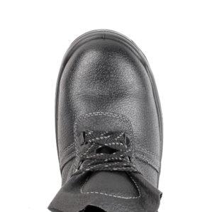 """Ботинки кожаные """"Стандарт"""", искусственный мех"""