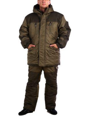 """Костюм """"Горка"""" на флисе, куртка+брюки, зима"""