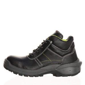Ботинки кожаные с композитным подноском