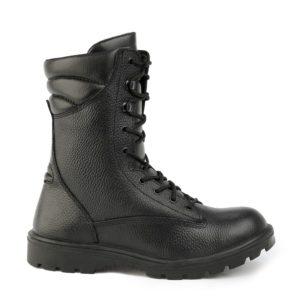 Ботинки кожаные c высокими берцами