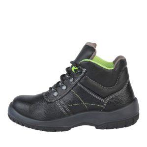 Ботинки кожаные с МП