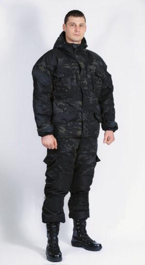 """Костюм """"Горка-Капрал"""" Премиум класс, армированная ткань, термофольга, зима"""