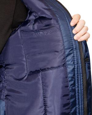 """Куртка """"Полюс"""" синяя"""