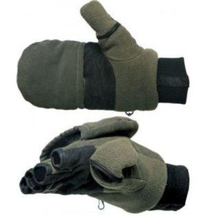 Перчатки-варежки с магнитным фиксатором