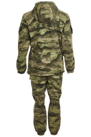 """Костюм арт. 5533 """"Горка-Капрал светлый"""" куртка+брюки, Премиум класс, армированная ткань+термофольга+термофин, зима"""