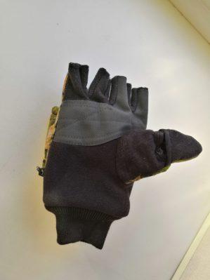 Перчатки-варежки с магнитным фиксатором КМФ