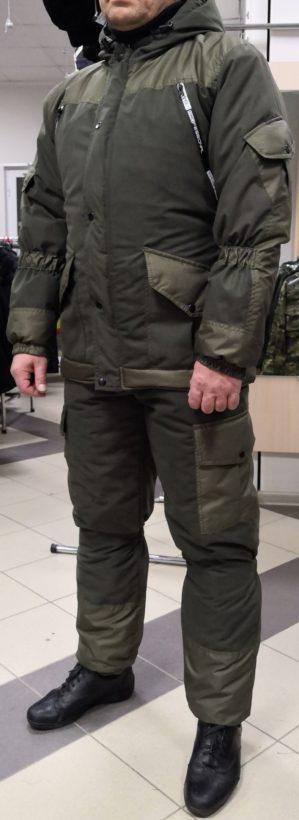 "Костюм ""Эверест"", зима, куртка+п/к"