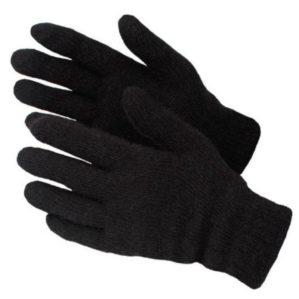 Перчатки п/ш чёрные