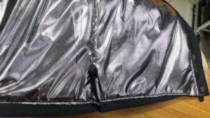 """Костюм арт.4892 """"Горка-Блэк"""", куртка+брюки, Премиум класс, армированная ткань, термофин+термофольга, зима"""