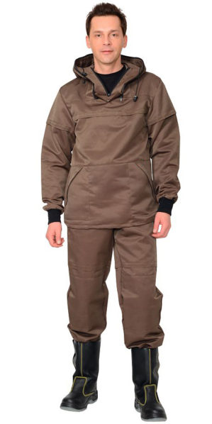 Костюм противоэнцефалитный куртка и брюки
