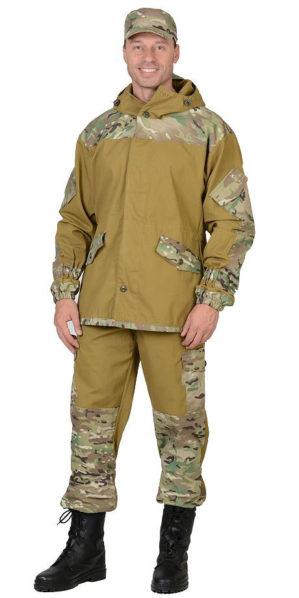 """Костюм """"Горка-Равнина"""" мультикам куртка+брюки"""