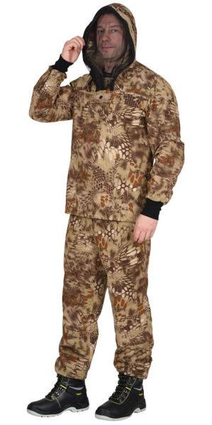 Костюм противоэнцефалитный куртка+брюки