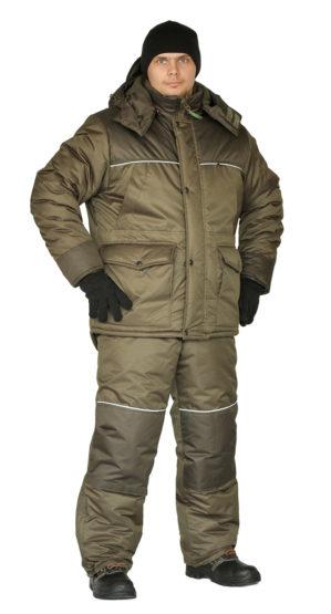 Костюм зимний куртка+п/к