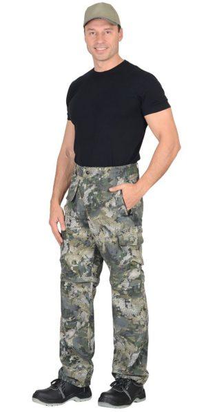 "Костюм ""Мангуст"" куртка+брюки КМФ степь"