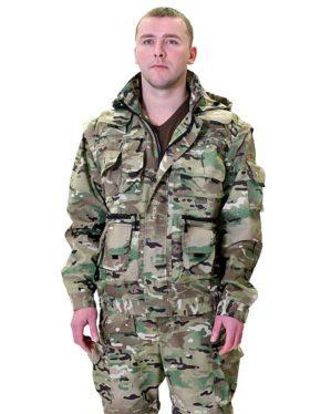 """Костюм """"Мангуст"""" куртка+брюки КМФ Мультикам, армированная ткань"""