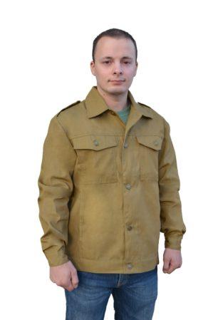 """Куртка """"Стройотряд"""" 100% х/б"""