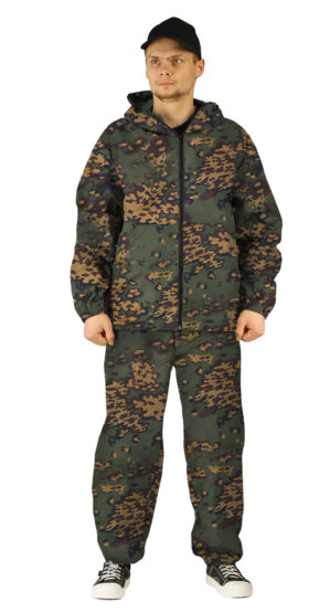 Костюм Маскхалат кмф лягушка, куртка+брюки