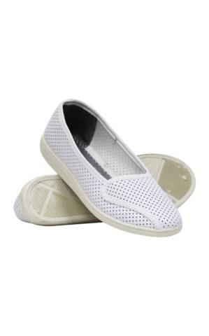 """Туфли """"Элла"""" женские белые"""