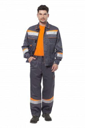Костюм рабочий куртка+брюки