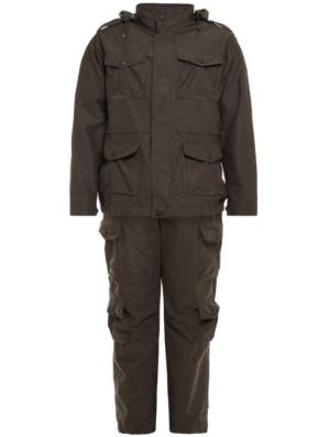 """Костюм """"Горка"""" Премиум класс, летний, коричневый, армированная ткань, куртка+брюки"""
