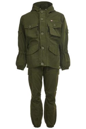 """Костюм """"Горка"""" хаки Премиум класс, летний, армированная ткань, куртка+брюки"""