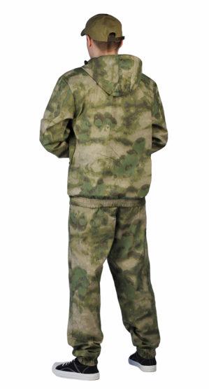 """Костюм """"Атака"""" куртка+брюки кмф, ткань сорочечная"""