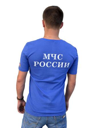 Футболка МЧС