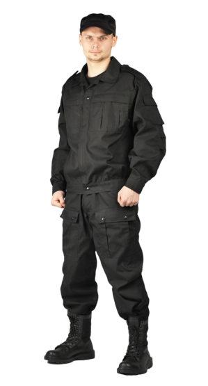 """Костюм """"Охрана Люкс"""" куртка+брюки, рип-стоп"""