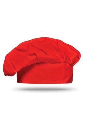 Колпак повара красный