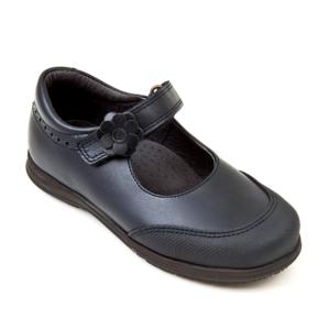 Туфли школьные чёрные для девочки