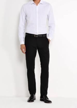 Школьные брюки подростковые зауженные серые, синие, черные, 1150 руб