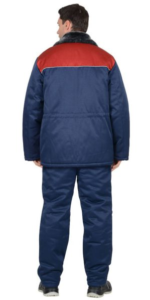 Костюм рабочий зимний, куртка+п/к