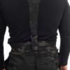 """Новинка! Костюм арт.5519 """"Горка Капрал тёмный"""" демисезонный, армированная ткань, утеплитель: термофлис"""